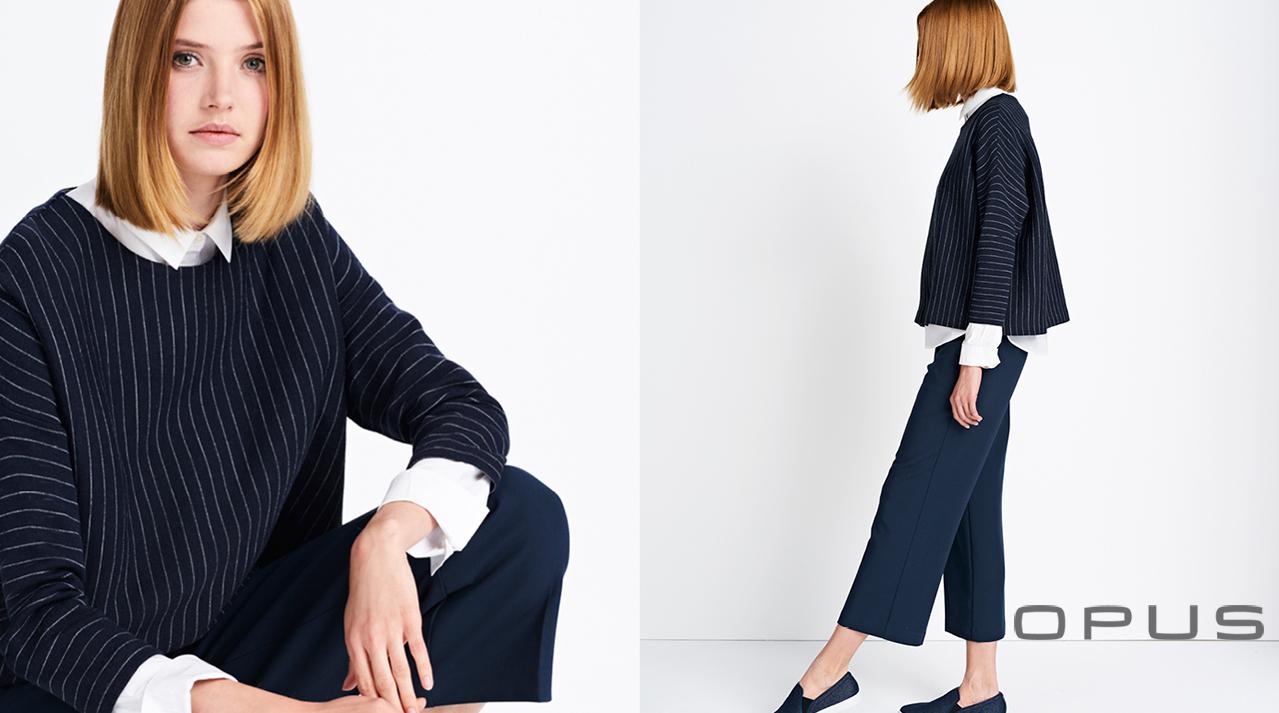 someday-Fashion-60ies-Style-Flared-Leg-Anzughose-Verkuerzt-Nadestreifen-Office-Look
